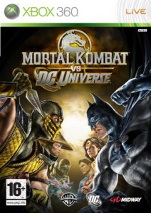 Mortal Kombat vs DCU