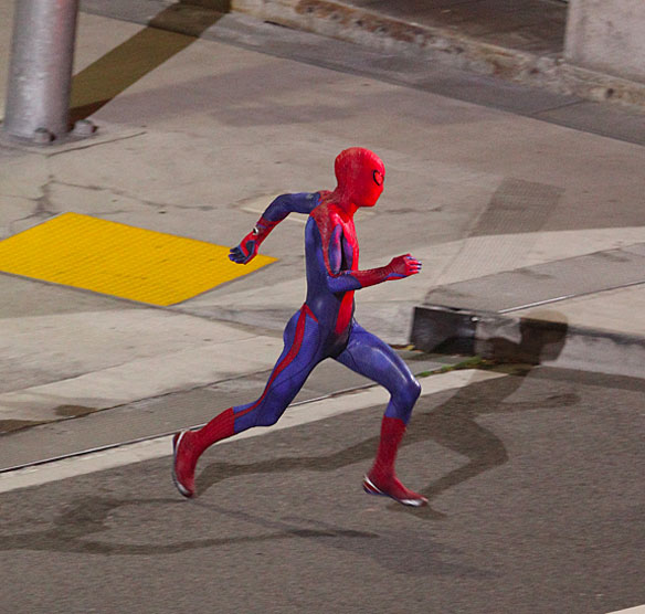 Spiderman dessin anim - Dessin anime spider man ...