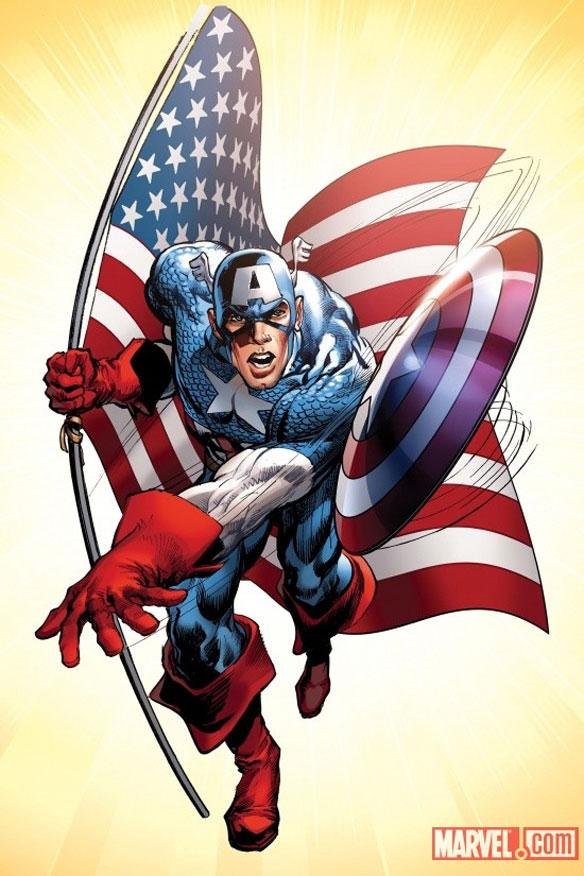 Steve Rogers Redeviendra Captain America Les Mysterieux Etonnants