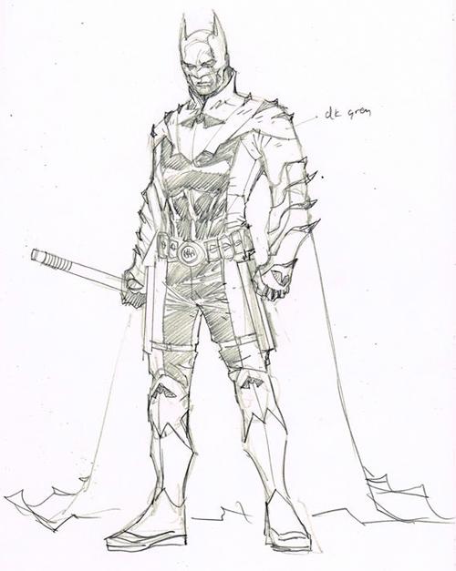 Riddler Cane Arkham City asile en bois massif Question Mark Cosplay Comic détenu