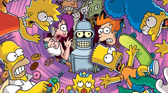 The_Simpsons_Futurama_Crossover