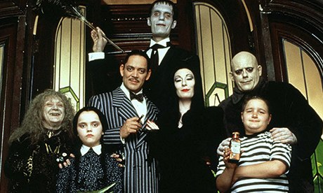 1991, THE ADDAMS FAMILY