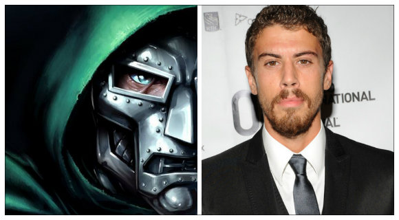 Doctor Doom cast