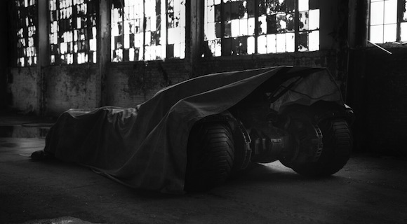 Batmobile Snyder