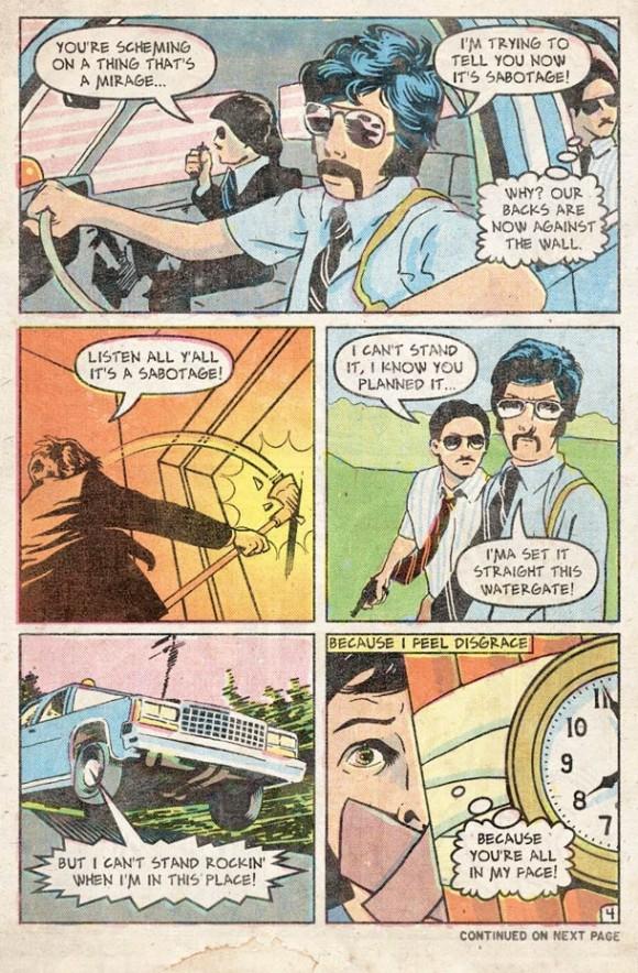 Саботаж комикс 1655 фотография