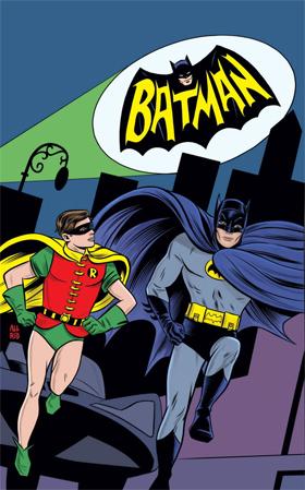 Les mystérieux étonnants Batman_66