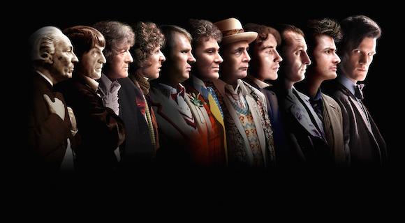 doctor who tous les docteurs
