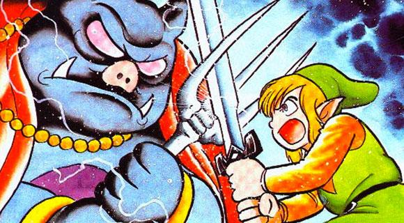 Zelda_Manga