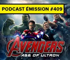 Podcast émission #409