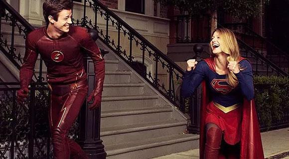 Flash_Supergirl
