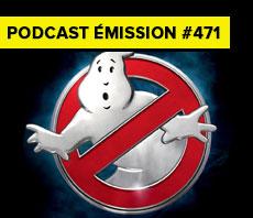Podcast émission #471