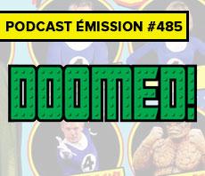 Podcast émission #485